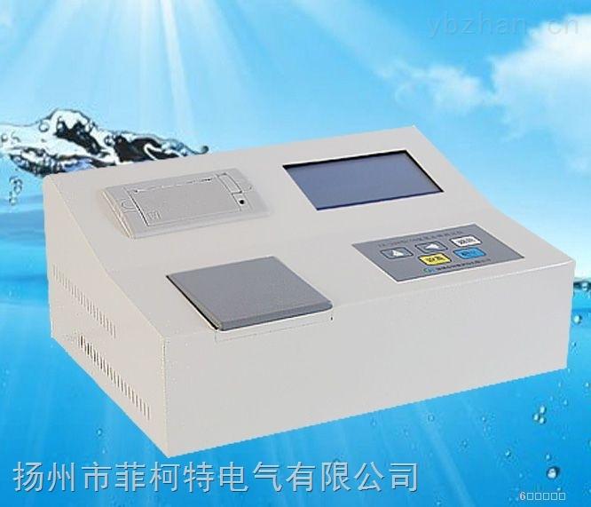 AY408型COD氨氮總磷總氮測定儀(打印)(圖)