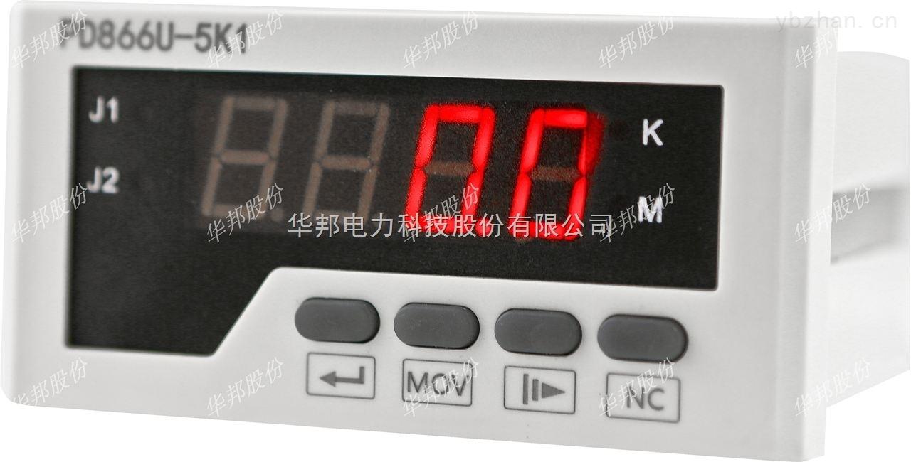 PD668I-電網電流監測數顯智能儀表