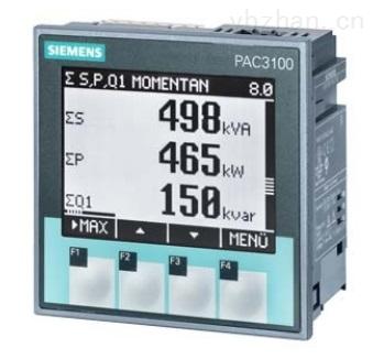 PAC3100多功能电力仪表 7KM3133-0BA00-3AA0现货