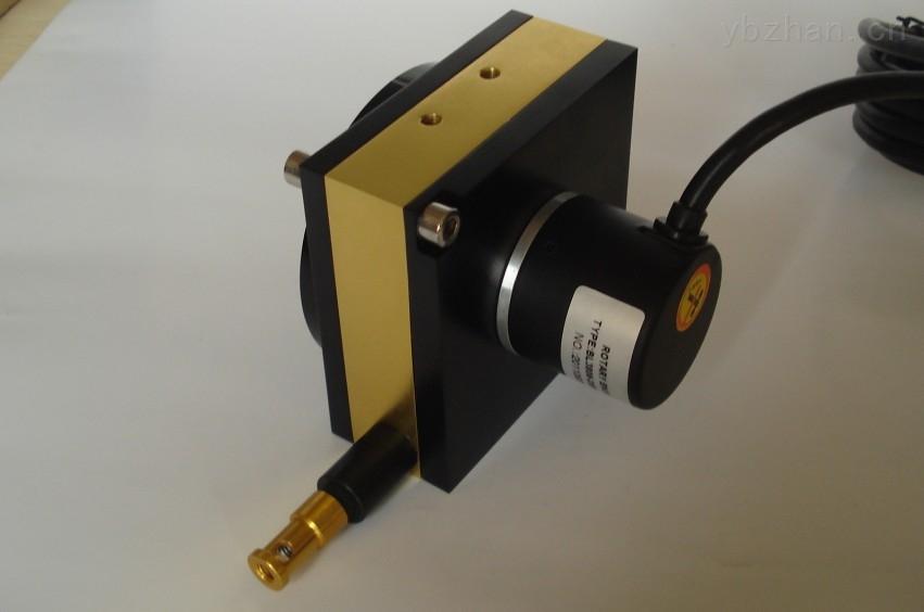 斯铭威拉线电子尺运用领域及传感器功用