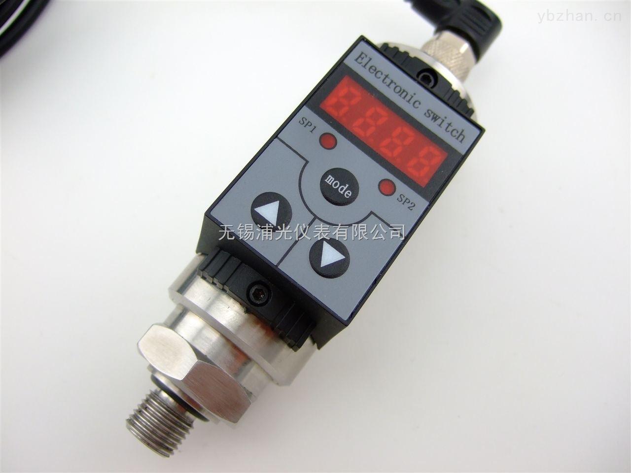 PG-115-智能数显压力控制器