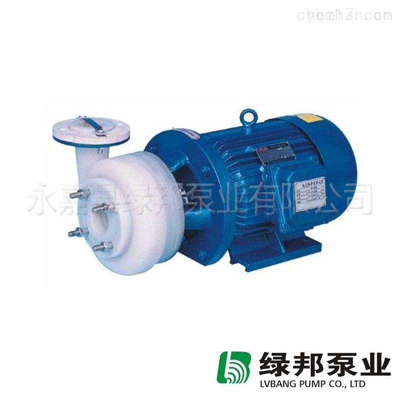 FSB(D)型直联式氟塑料化工泵