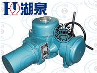 DQW调节型部分回转电动执行器