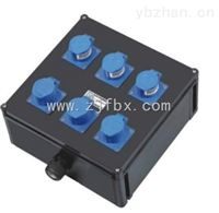 BXS8050防爆防腐电源插座箱IIC