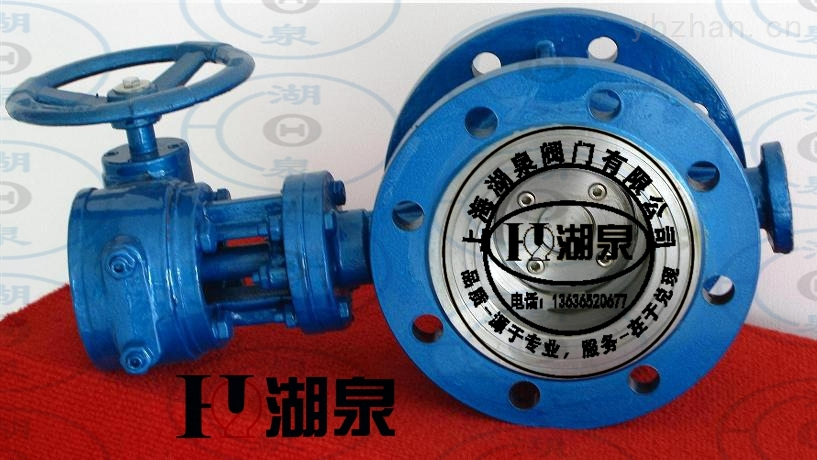 電動渦輪鑄鋼法蘭蝶閥產品展示