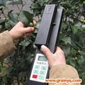 YMJ-B手持葉面積儀對紅松葉面積的測定