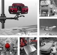 德国GOM高精度3D光学量测仪ATOS Triple Scan三维扫描仪价格