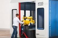 德国GOM 全自动3D检测量测仪 ATOS ScanBox 三维扫描
