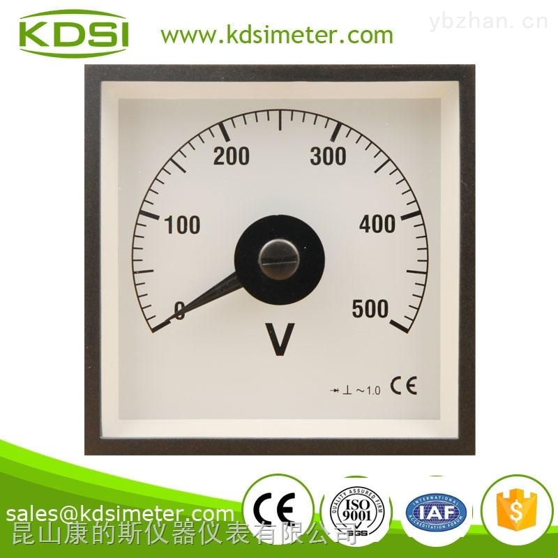 指针式整流型交流电压表 BE-96W AC500V