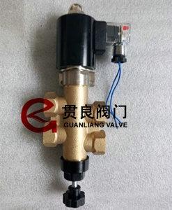 A102ED二位四通電磁閥-A102ED二位四通排泥專用換向電磁閥