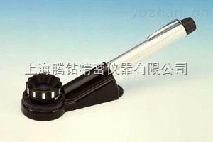上海供应必佳2037-30X-L带灯式手持式放大镜