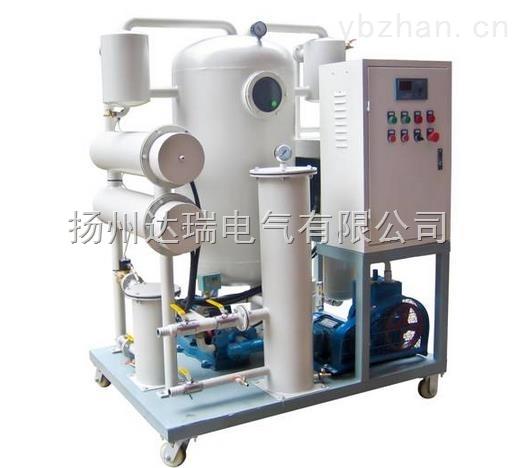 ZJB型单极高效真空滤油机出厂厂家