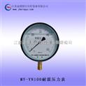 耐震压力表 隔膜压力表