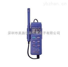 台湾群特CENTER310温度湿度计 工业温湿度仪