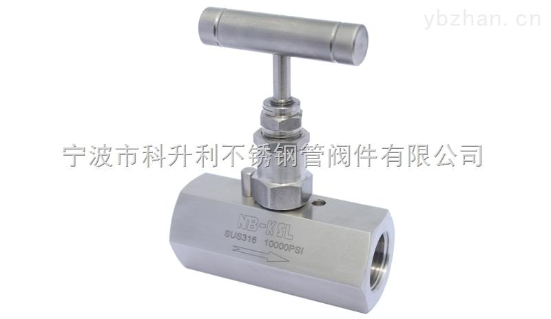 SPNV-04F不锈钢高压针阀