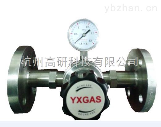 不锈钢减压器GR12LG系列法兰DN25