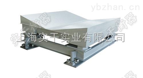 SCS-2吨防爆条形地磅秤