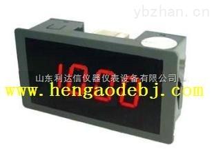LDX-JL5135-三位半直流電壓表電流表