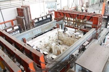 建筑水平構件耐火試驗爐