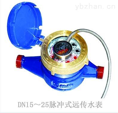 DN15-DN300-玉林脉冲式远传水表厂