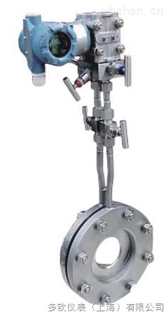 DQK-DN32蒸汽孔板流量計