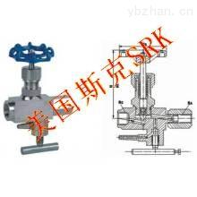 進口多功能截止閥(進口高壓針型閥)