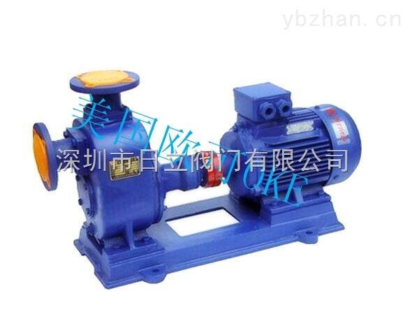 进口自吸污水泵-自吸式排污泵