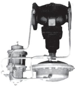安徽天康帶指揮器自力式調節閥