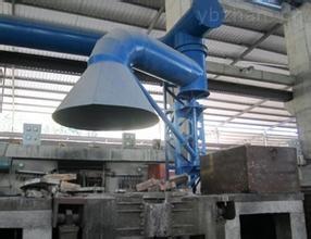 10吨-河北镍矿热10吨高频电炉除尘器相关的数据及选材资料