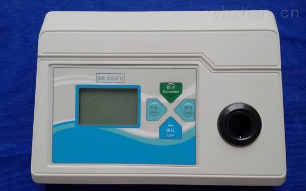 杭州齐威仪器微机型台式浊度计WGZ-200AS/1000