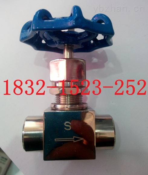 FJ61W-64P DN10 国标承插焊针型阀