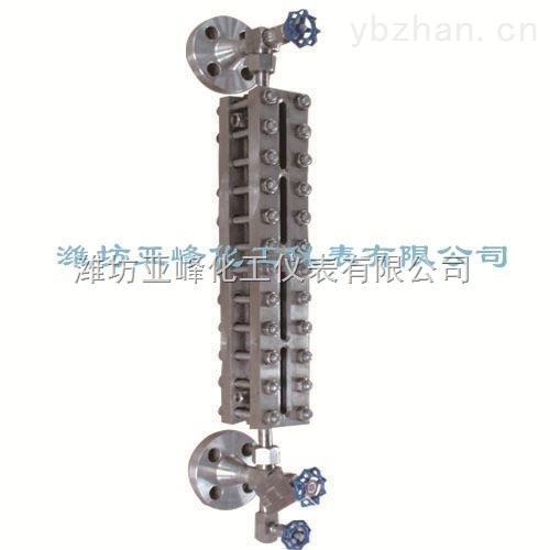 UB-优质高温高压玻璃板液位计生产厂家