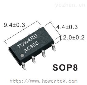 AC30S-TOWARD光耦继电器