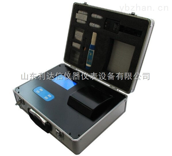 LDX-DZ-Y-便攜式多功能六參數泳池水質檢測儀/泳池水質測定儀/游泳池水質分析儀