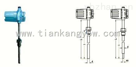 带温度变送器防爆热电偶/阻