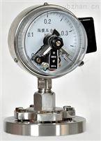 YMXC-100隔膜电接点压力表
