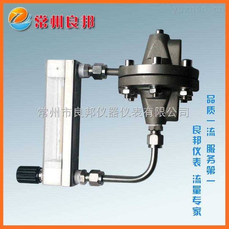 LZZWR-單表式吹掃裝置流量計 微小流量氣體穩定壓力調節器