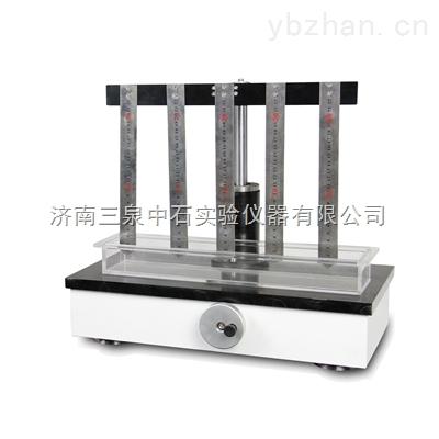 纸板毛细吸液高度检测仪