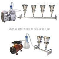 多聯不銹鋼溶液過濾器/單聯不銹鋼全自動溶液過濾器