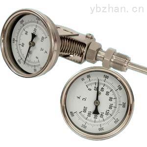 WSS-581抽芯式雙金屬溫度計