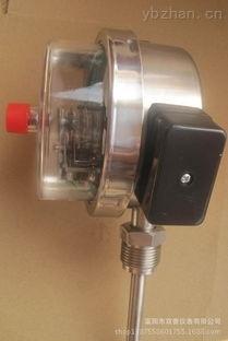 WSSX-511不锈钢电接点双金属温度计