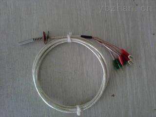 双支端面铂电阻温度计 WZPM2-001(Pt100)