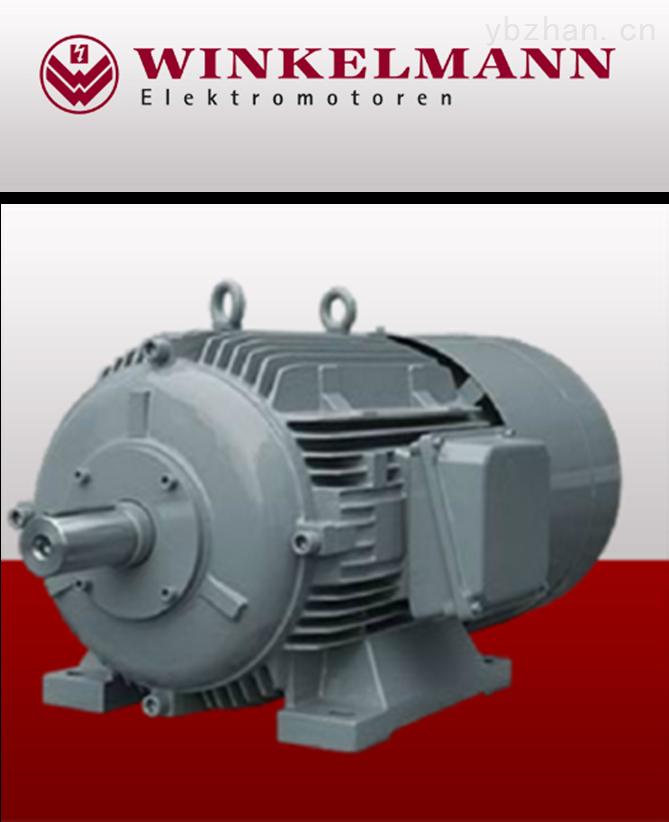 中国总代理德国winkelmann直流电机