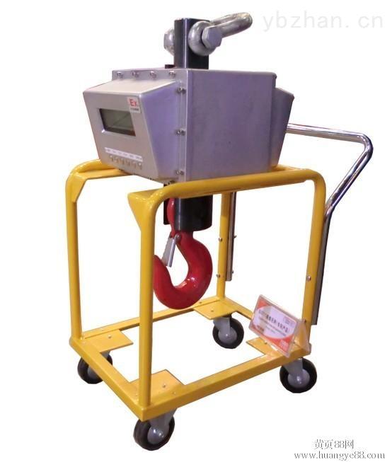 化工制药防爆区使用防爆电子吊秤