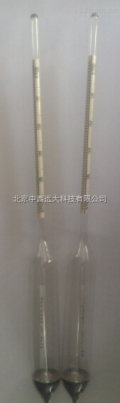 庫號:M394836-石油密度計 型號:shyl-0.7-0.75g/ml