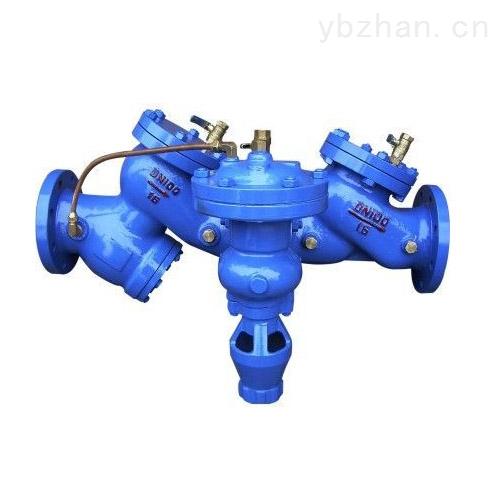 冠龙HS41X-A管道倒流防止器