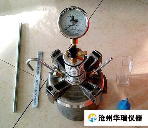 LA-0316直读式混凝土含气量测定仪