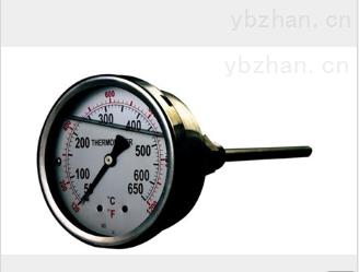 万向型不锈钢数显双金属温度计