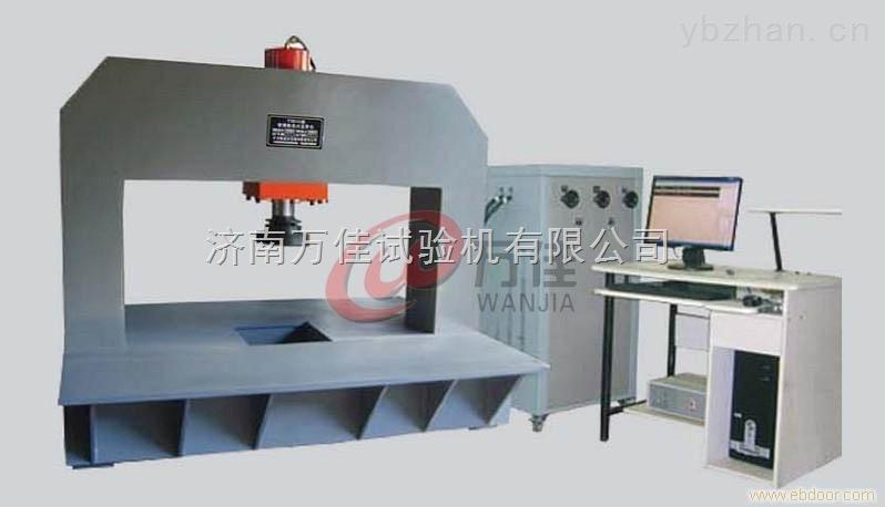 铸铁混凝土复合井盖压力试验机