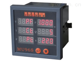 IN960S 单相多功能电力仪表